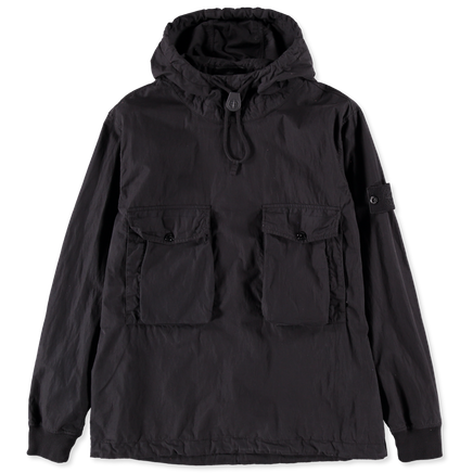 7015639F2 V0029 Ghost Cotton Nylon Anorak