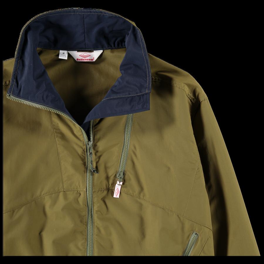 Nylon Jump Jacket
