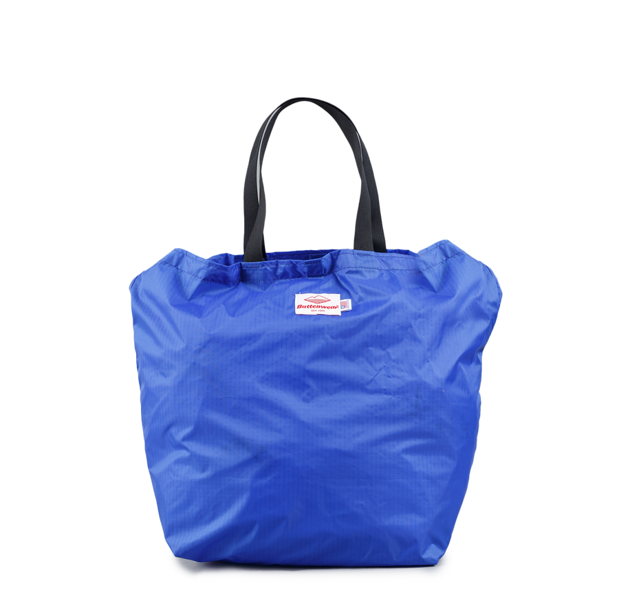 Packable Tote Royal