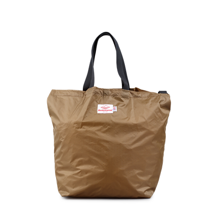 Packable Tote Tan