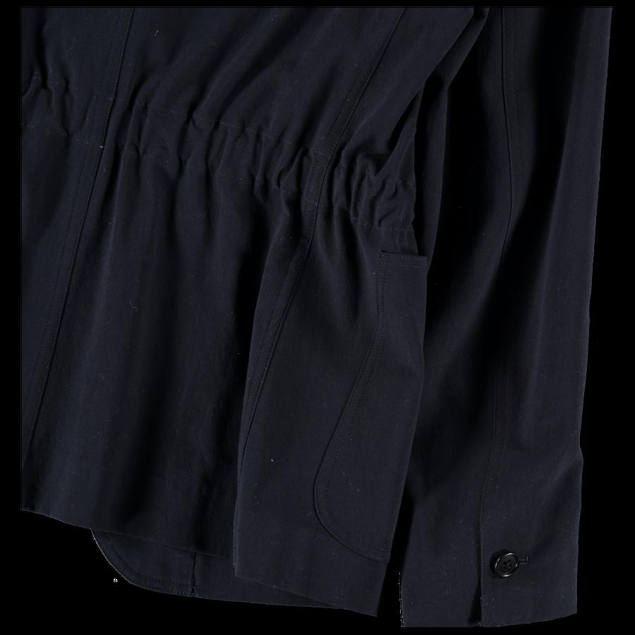 Cotton Crepe Suit Jacket