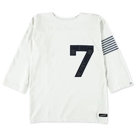 Nanamican Football Tee
