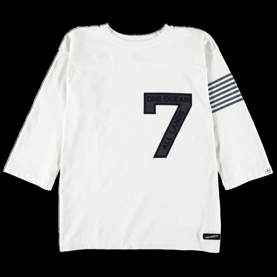 Nanamican Football Tee
