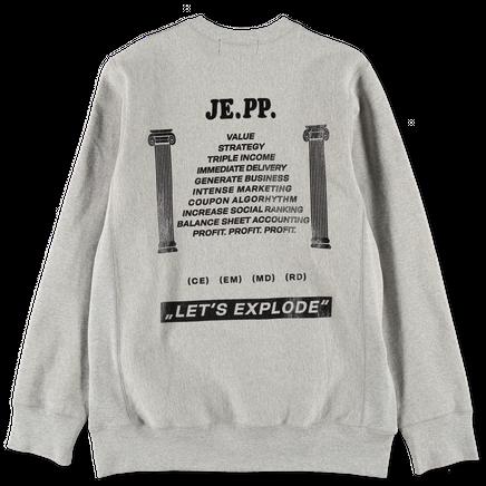 JE x Public Possession Crew