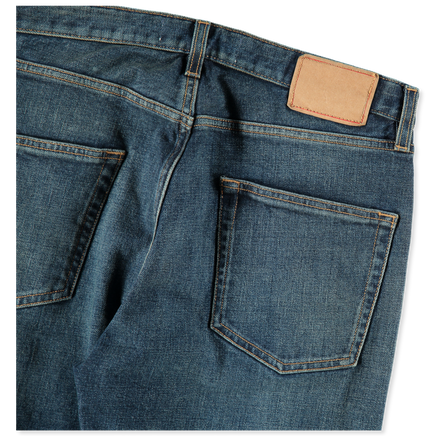 Straight 5-Pocket Jeans