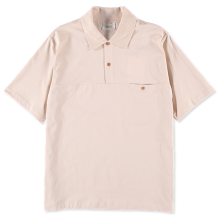 Light Cotton Polo Short