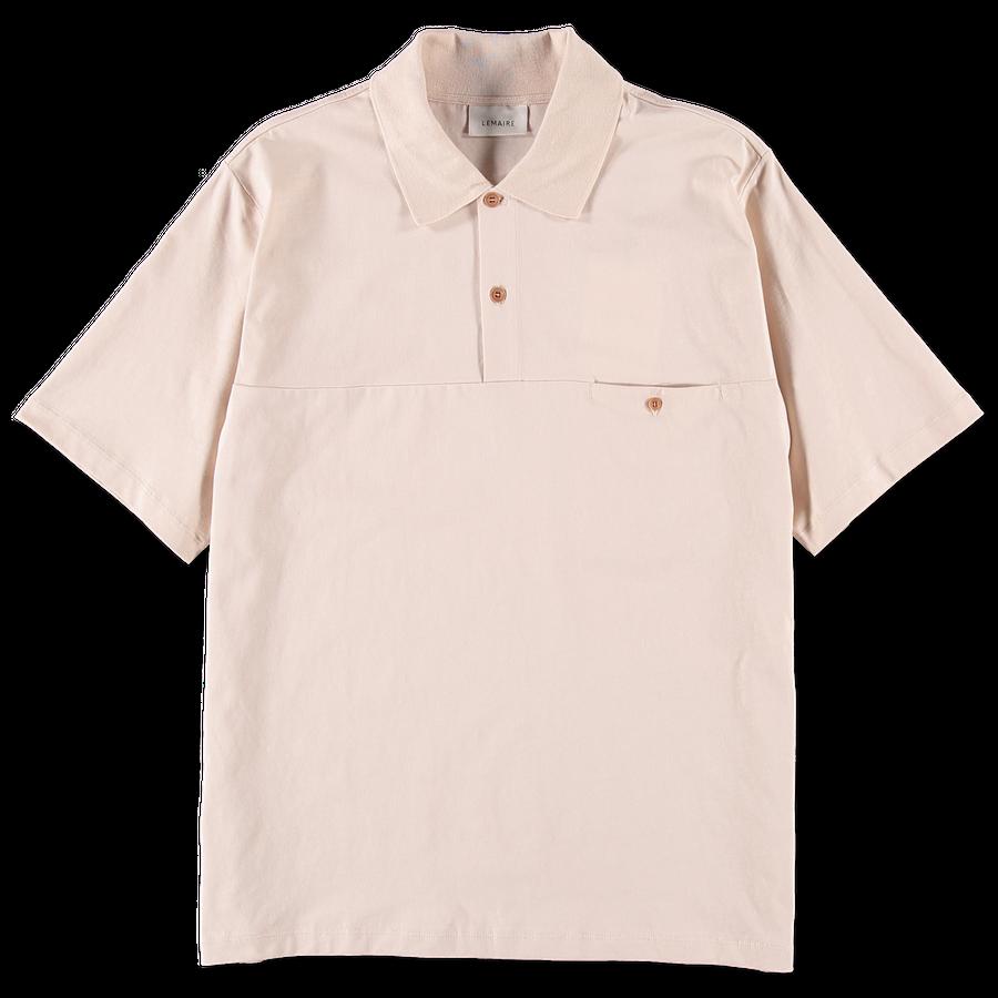 Light Cotton Polo Short