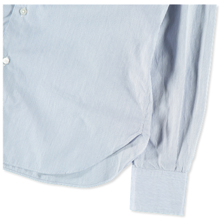 Washed Micro Stripe Shirt