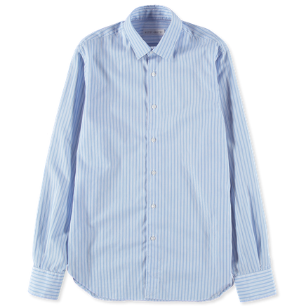 Washed Mixed Stripe Shirt