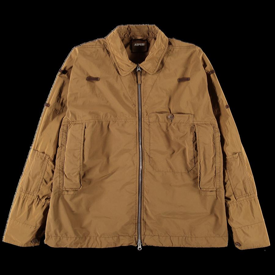 Camuffo Boxy Zip Jacket