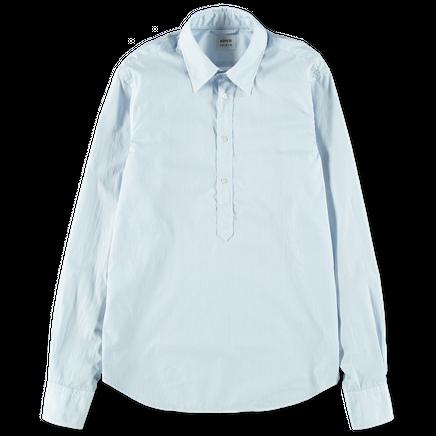Chiusa Stripe Popover Shirt