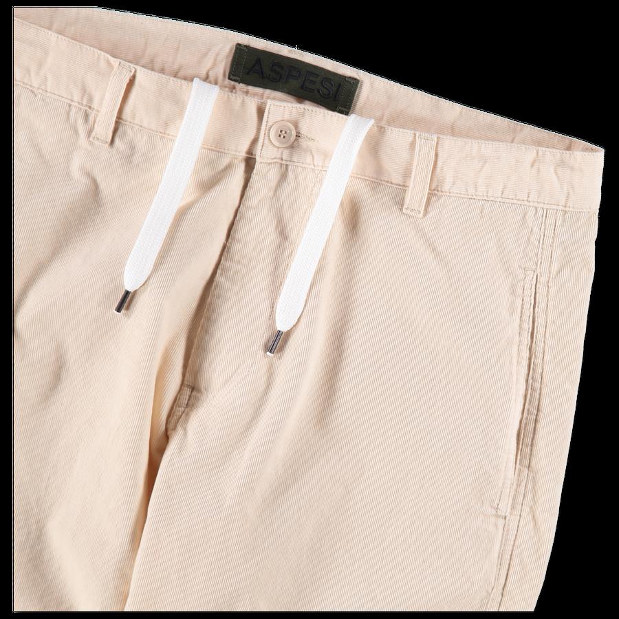 Drawstring Cord Trousers