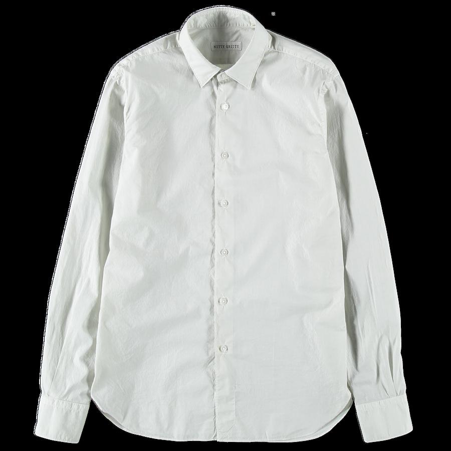 Garment Dyed Poplin Shirt