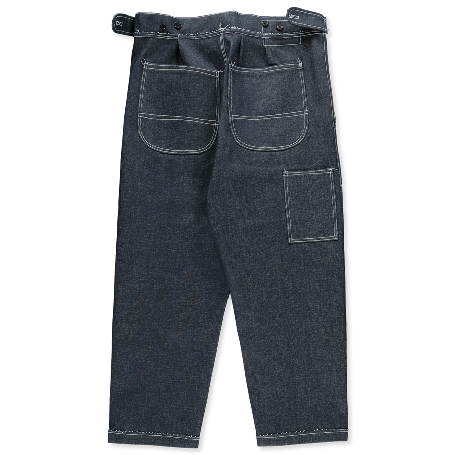 Cone Denim Easy Pants