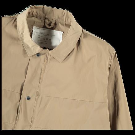 Waterproof Tech Simple Jacket