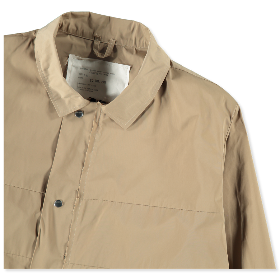 Waterproof Tech Simple Jacket
