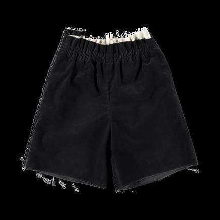 Corduroy Knee Shorts