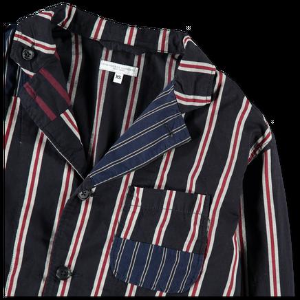 Loiter Stripe Jacket