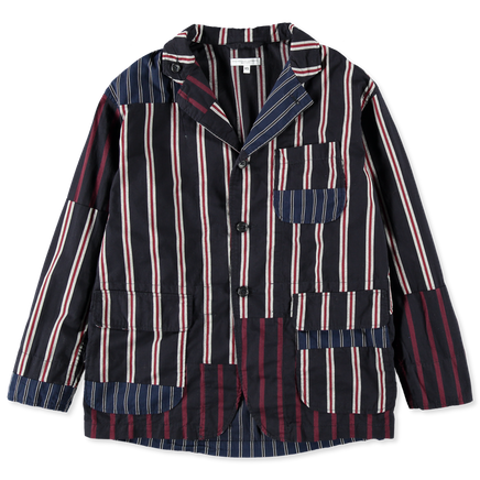 Loiter Stripe Jacket