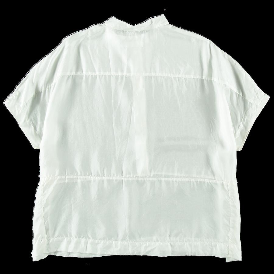 Boxit Top Habotai Silk