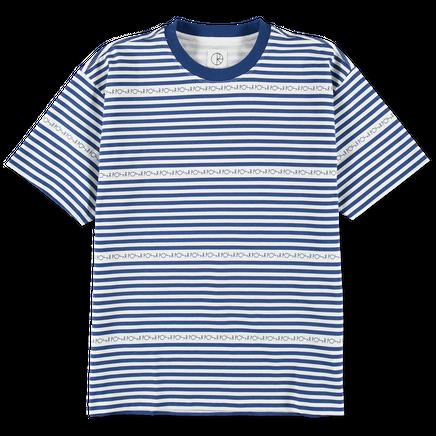 Stripe Logo Tee