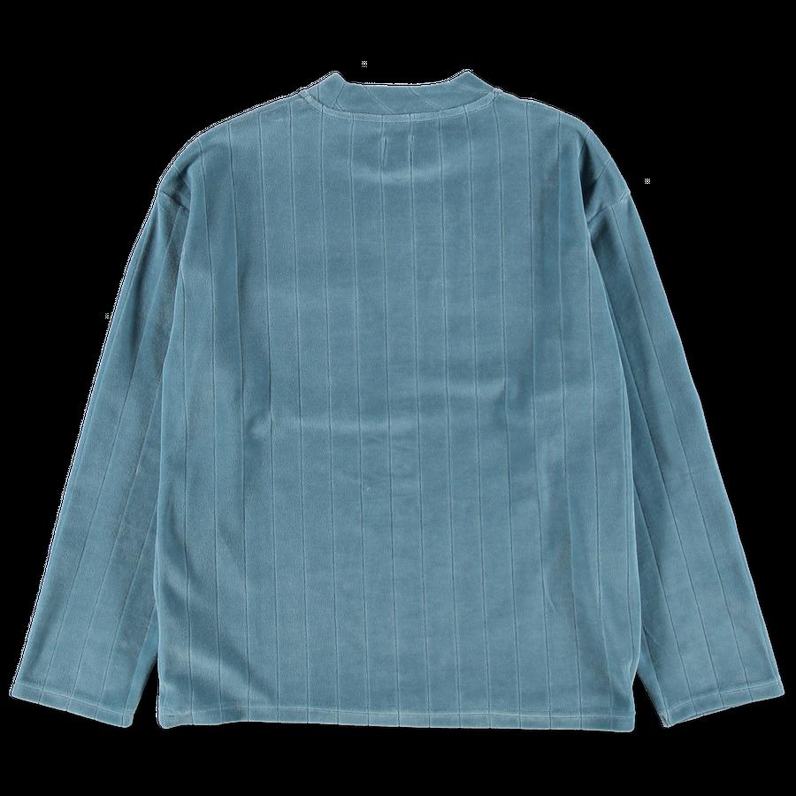 Velour Pullover