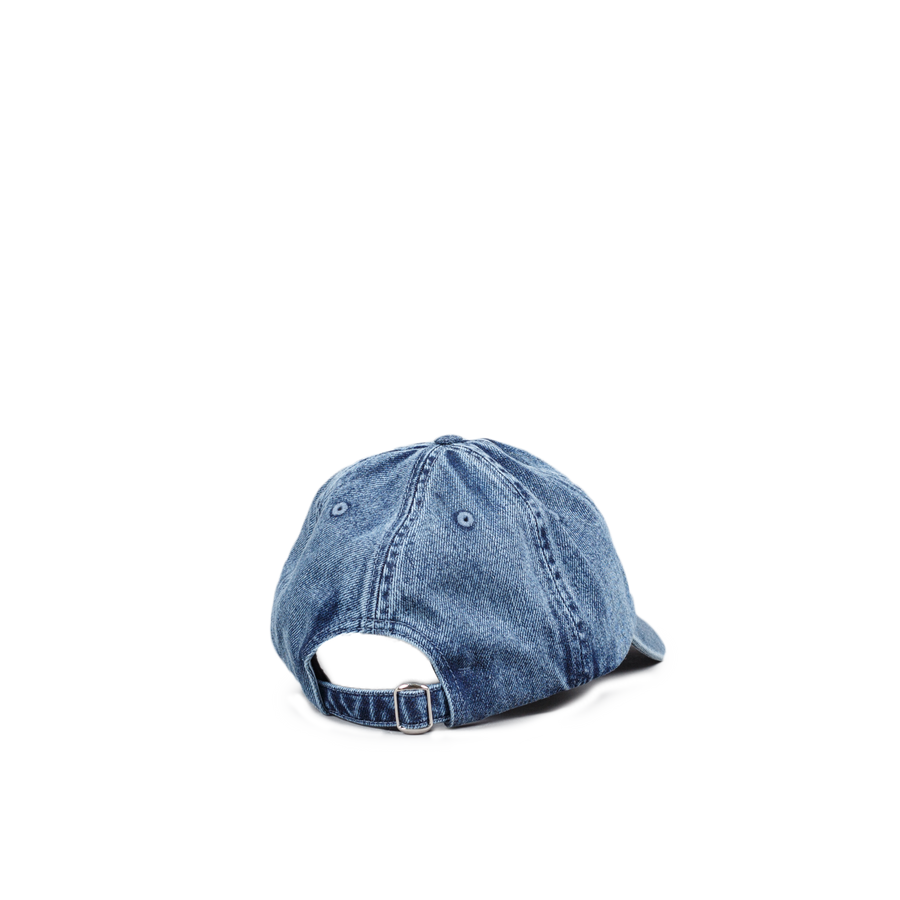 Denim Logo Cap