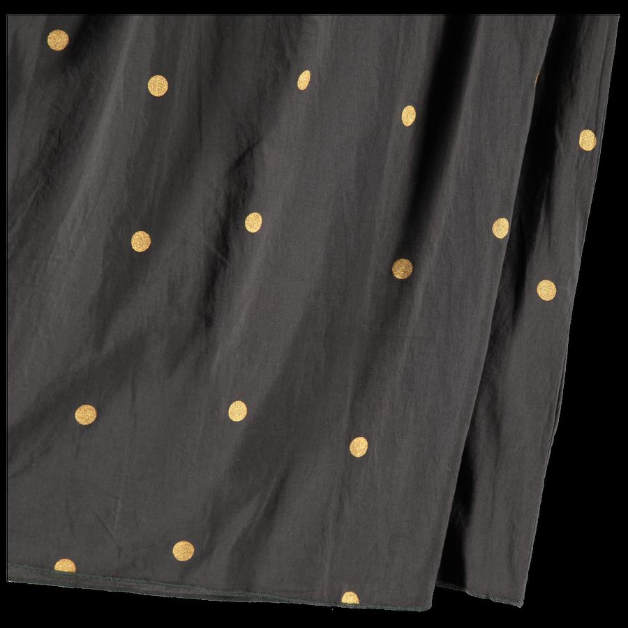 Long Skirt Golden Dot Thunder
