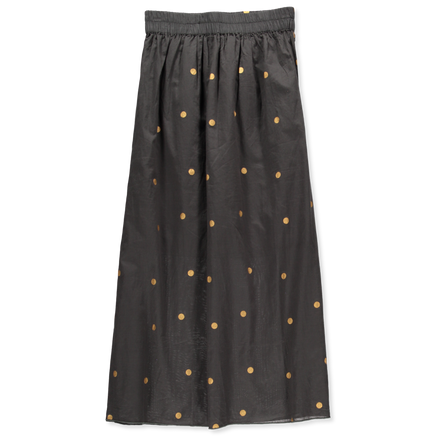 Long Skirt Golden Dot Thunder