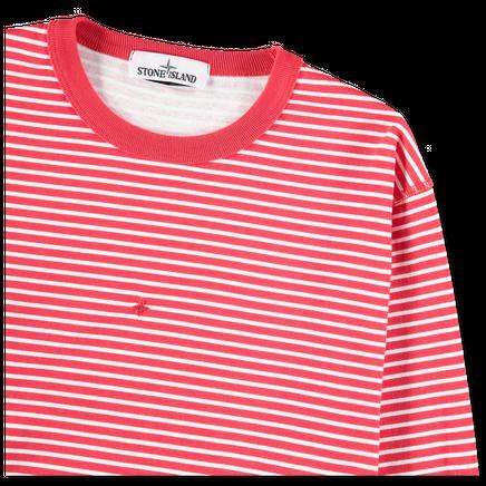 7015244X9 V0036 Marina Stripe L/S T-Shirt