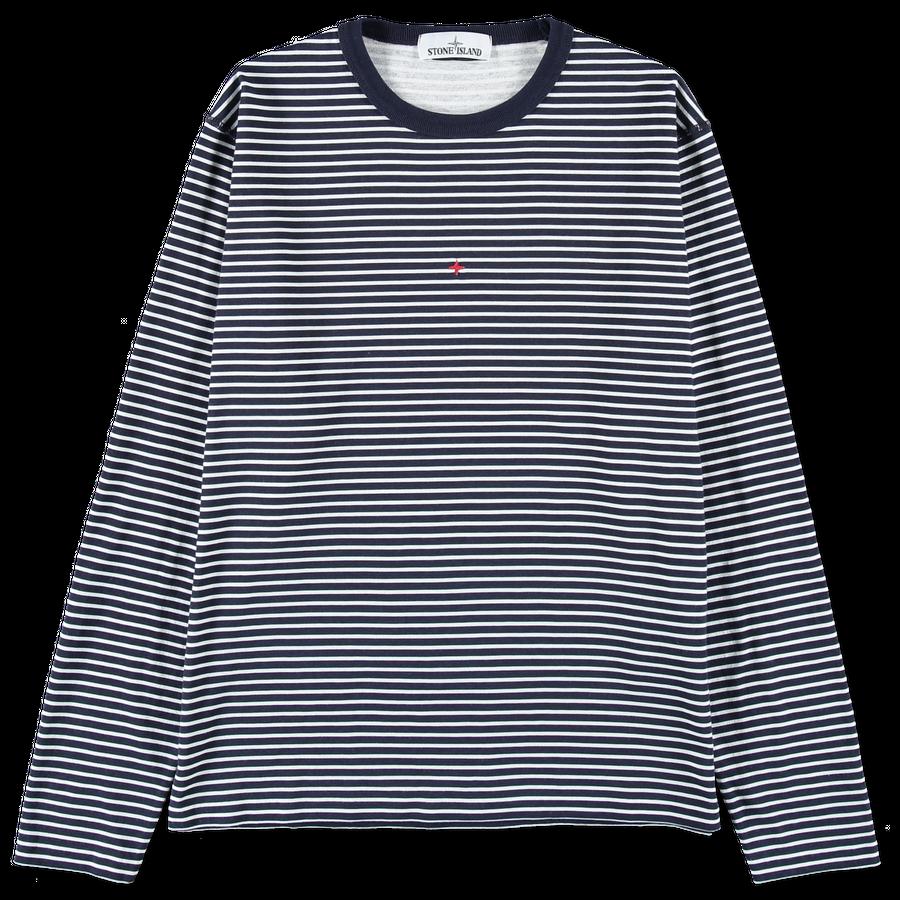 7015244X9 V0128 Marina Stripe L/S T-Shirt