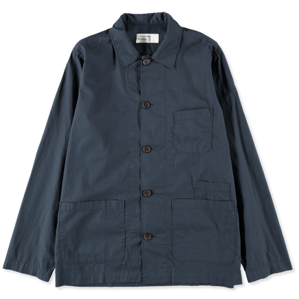 Poplin Bakers Overshirt