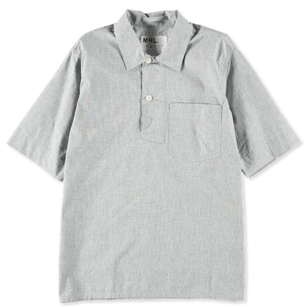 MHL Wide Placket Polo Shirt