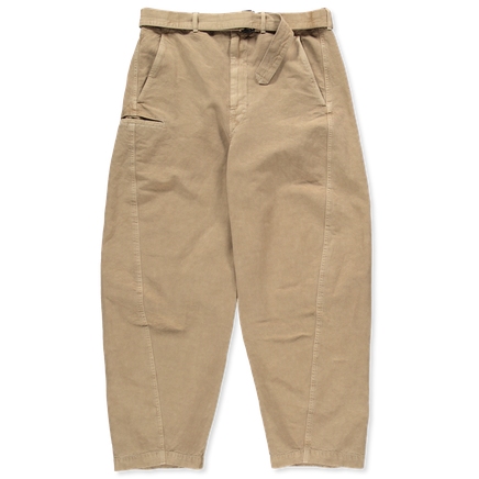 Twisted Chino Pant