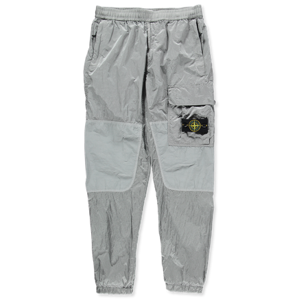 701530617 V0061 Nylon Metal Cargo Trousers