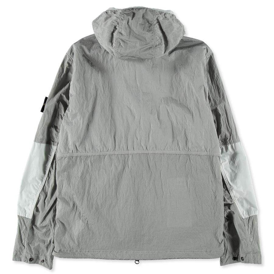 701543632 V0061 Nylon Metal Hooded Jacket