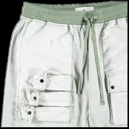 701563665 V0055 Plated Jersey Shorts