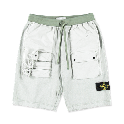 701563665 V0055 Plated Jersey Shorts