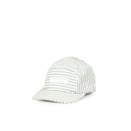 Marina Stripe Camp Cap-7015993XC-v0055