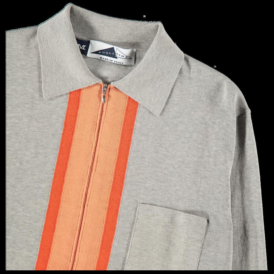 Decima Knit Zip Cardigan