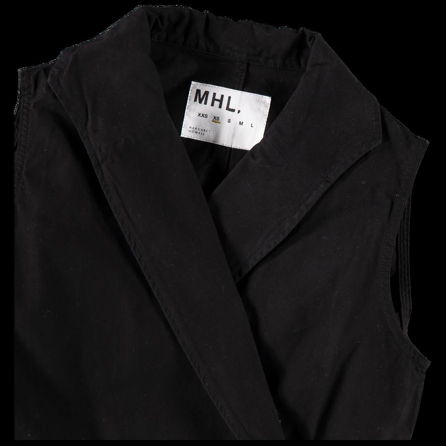 MHL Wrap Canvas Dress