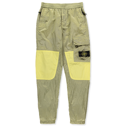 701530617 V0031 Nylon Metal Cargo Trousers