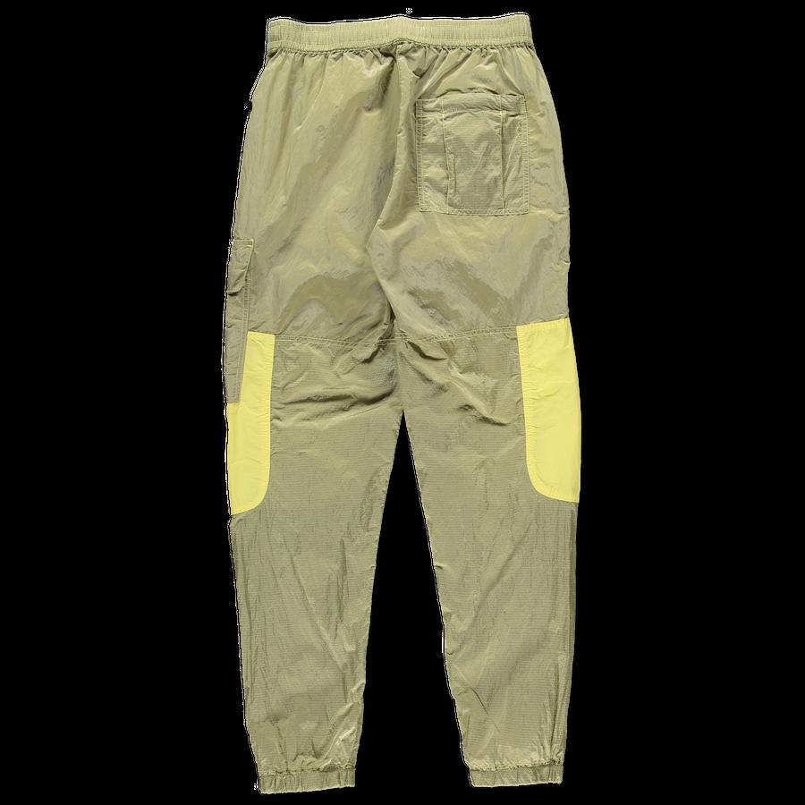 701530617 V0031 Nylon Metal Cargo Trousers