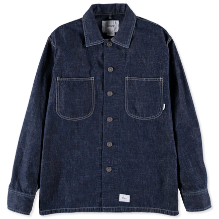 Mine LS Denim Shirt