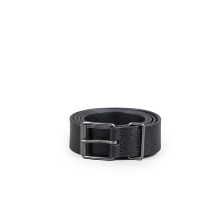 Texture Leather Belt