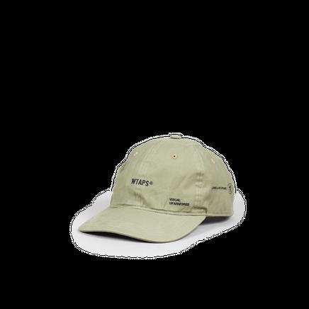 T-6 02 Cotton Satin Cap
