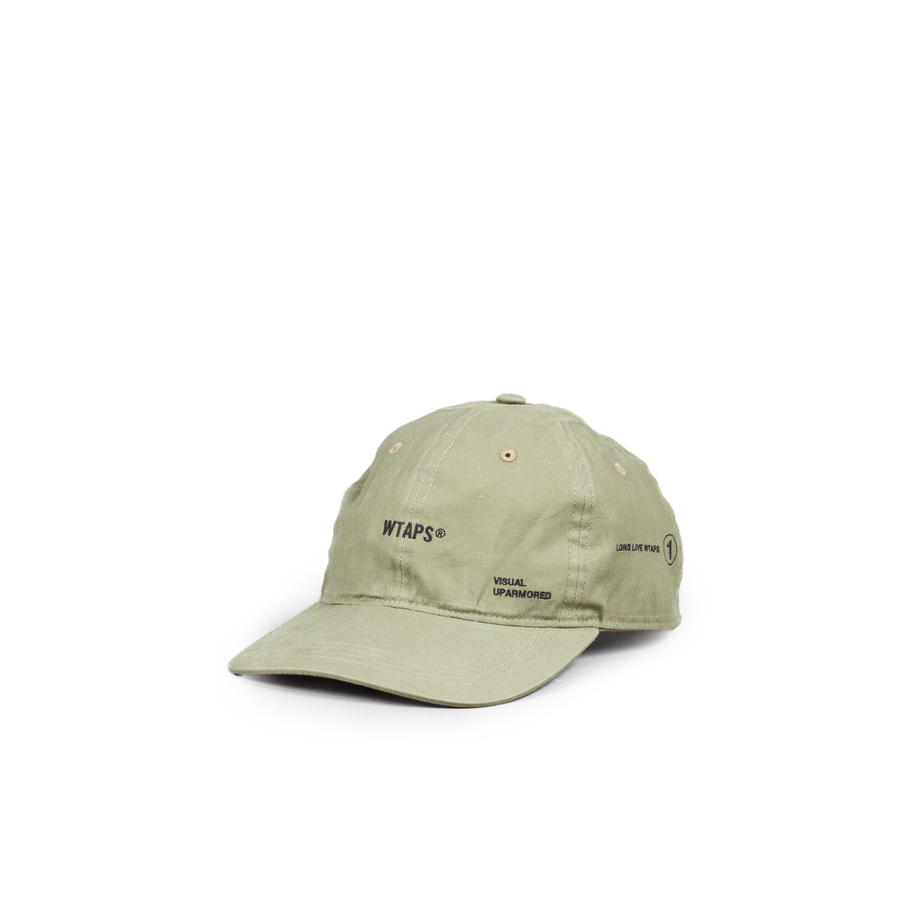 T-6 02 Cotton Satin Cap