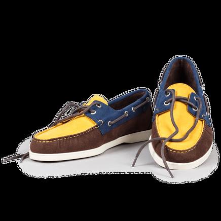 Alcantara Portland Shoe