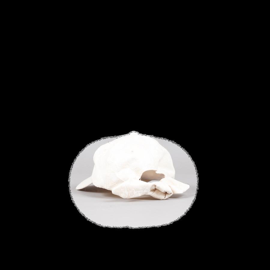 Tie Ballcap Cotton Brocade