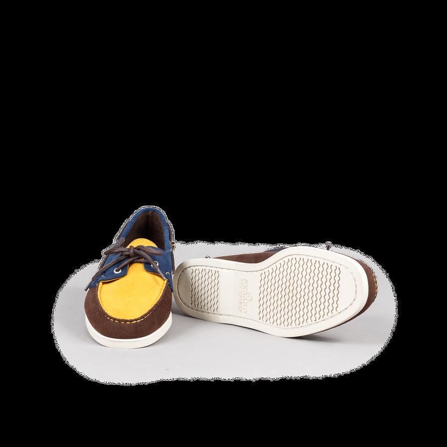 Alcantara Portland Shoe W